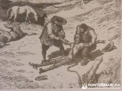Ossa de Montiel; viajes de aventura; bastones trekking